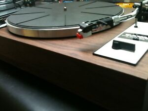 TURNTABLES FOR SALE all SERVICED Calibrated & WARRANTIED London Ontario image 4