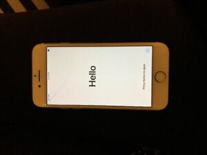Gold iPhone 7 32gb