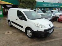 Peugeot Partner 1.6HDi ( 90 ) L1 850 S 2011 DIESEL SIDE LOADING NO VAT