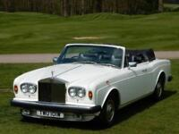 1981 Rolls-Royce Corniche 6.8 2dr
