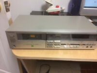 Vintage Used Technics M234X Stereo Cassette Deck