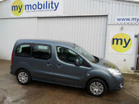 Citroen Berlingo Partner Diesel Constables Wheelchair Accessible Disabled WAV
