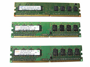 1GB RAM Modules - $6.00 each
