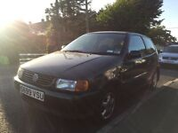 VW Polo 1.4 CL Spares or repair
