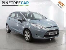 2010 FORD FIESTA 1.25 Edge 5dr