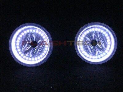 Hummer H2 White LED HALO FOG LIGHT KIT (2003-2009)