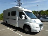 Bessacarr E560 4 berth coachbuilt motorhome for sale ref 13100 SALE AGREED