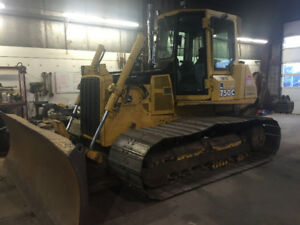 2005 John Deere 750C Dozer for sale...