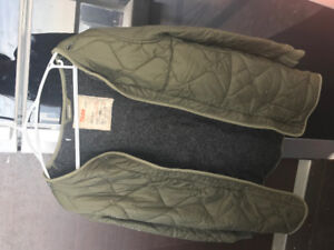 TNA Britannia Winter Parka (Outer Shell and Inner Layer)