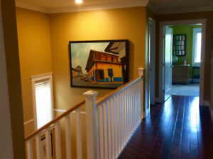 New Well Furnished Home in Central West Ladner