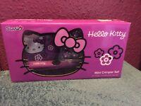 hello kitty hair crimping set