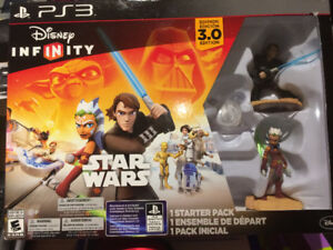 POUR PS3 DISNEY INFINITY STAR WARS