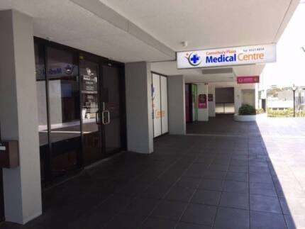 Room for rent at Canterbury Plaza Medical Centre