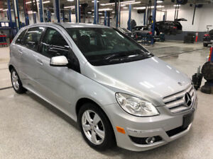 2010 MERCEDES BENZ B200 FOR SALE
