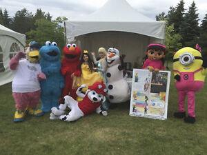 Animation,Divertissement,Événement,Fête D'enfant,Mascotte,Mascot Saint-Hyacinthe Québec image 6