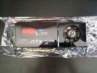 EVGA GeForce GTX 260 core 216 graphics card