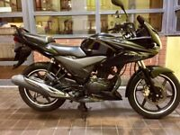 Stunning Low Mileage 3k miles!!! Honda Cbf 125 125cc Cbf125 CBT Learner legal 2015 Black
