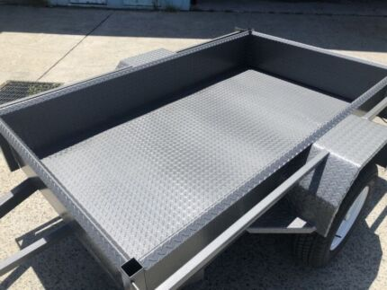 ATTENTION! NOT IMPORTED! 7X4 HEAVY DUTY BOX TRAILER! Burleigh Heads Gold Coast South Preview