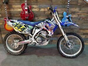 2009 Yamaha YZ 450F