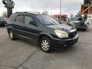 Buick Rendezvous CXL-DVD-CUIR-7 PASSAGERS-DEMAREUR A DISTANCE 20