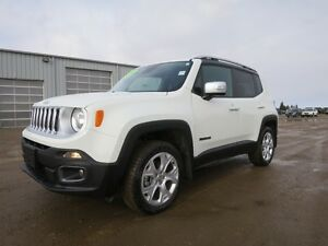 2016 Jeep Renegade Limited 4X4