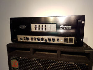 """Ampeg SVT-2 Pro """"Made In USA"""" (Échange Possible)"""