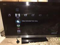 """Sony Bravia smart tv 42"""""""