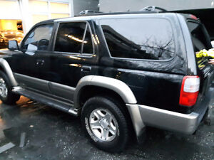 1999 Toyota 4Runner SR5 Limited, suv North Shore Greater Vancouver Area image 4