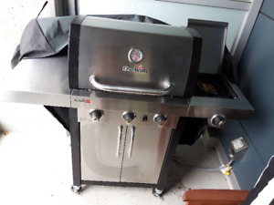Almost NEW! Reduced!Moving Sale URGENT!Charbroil Natural Gas BBQ