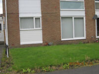 A LOVELY 2 BED GROUND FLOOR FLAT WITH GARDEN & GARAGE IN CENTRAL CHESTER-LE-STREET (2 BED)
