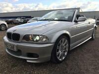 2002 BMW 3 Series 3.0 330Ci Sport 2dr