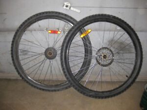 """29"""" Bicycle tires"""
