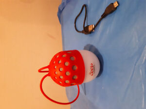Brand new Coors bluetooth speaker with carrying loop