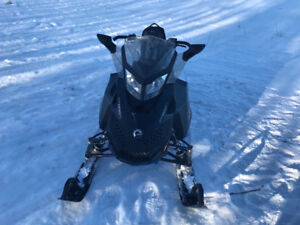 2011 Skidoo Summit 800R P-Tec
