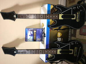 Guitar Hero Live Supreme Party Edition for PS4 + Unused Code