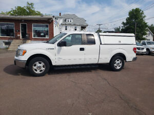 2013 Ford F-150 XLT Quad Cab 6 1 /2 Box St # 1083