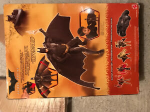2005 Mattel action cape BATMAN! Brand new in box !