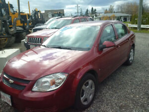 2008 Chevrolet Cobalt Sedan 4 Door Sedan