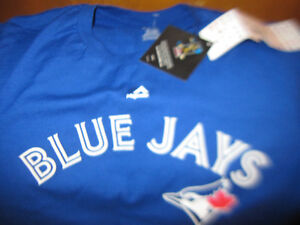 Toronto Blue Jays Baseball Team Jersey Shirt New With Tags