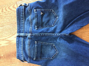 Women's guess jeans, RW jeggings