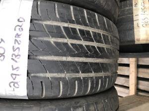 2 pneus été 245/35zr20