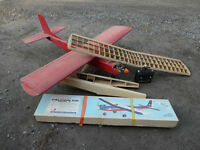 RC Planes, engines and extras