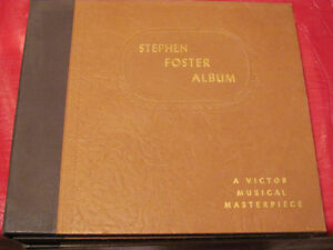 STEPHEN FOSTER ALBUM