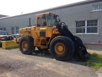 Chargeur loader Michigan Volvo L90 25700 heures