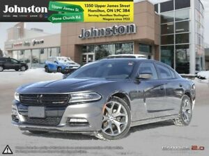 2017 Dodge Charger SXT  Rallye Package with Strip Package