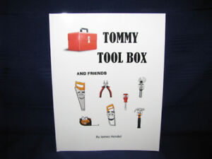BOOK: TOMMY TOOL BOX    (NEW COPIES)