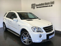 2010 Mercedes-Benz ML63 AMG 6.3 7G-Tronic **59K Full Merc History** Great spec