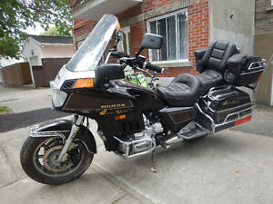 1984 GOLDWING ASPENCADE - VENTE RAPIDE