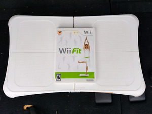 Nintendo Wii Fit & Board