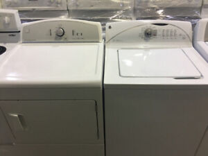 27White Washer & Dryer sets $399 Mix Match Warranty Delivery Tor